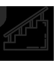 Renovace schodů
