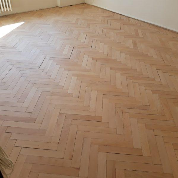Renovace parket - Svořilov